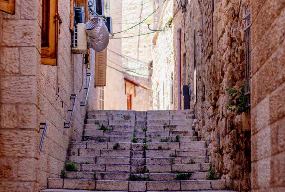 Understanding Jesus: Touching the Hem of Jesus' Garment & Fence Laws